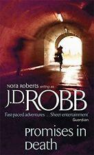 Nora Roberts Als J.D Robb ____ Promises IN Death ___ Brandneu__ Portofrei UK