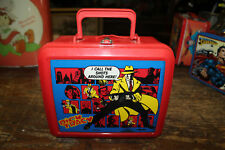 Vintage Disney Dick Tracy Detective Lunch Box Aladdin