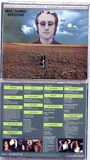 JOHN LENNON Mind Games Sessions 4 CD