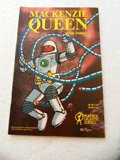 Mackenzie Queen 3 . Matrix Graphic Series - 1985  - VF - minus