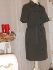 NEU MEXX Hemdblusenkleid Kleid Dehnbar Gürtel 4 Taschen
