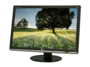 LG Flatron 30-inch LCD Monitor W3000HS Full HD 2560X1600 Flat Screen with DVI-D