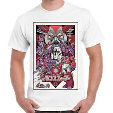 Transformers Movie Poster Gift Cool Retro T Shirt 1740