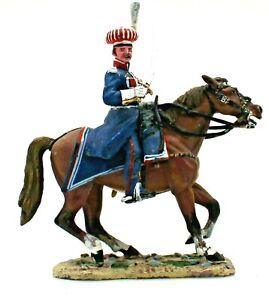 DEL PRADO Cavalry of the Napoleonic Wars French Officer KRAKUS COSSACK