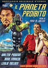 Il pianeta proibito - Nuova Edizione Rimasterizzata (DVD) - ITA SIGILLATO -