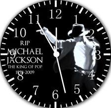 Michael Jackson Frameless Borderless Wall Clock Nice For Gifts or Decor F136