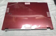 New GENUINE Dell Latitude E4300 Laptop LCD Back Cover Red 0R002C R002C