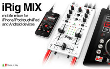 IK Multimedia iRig Mix Mobile Mixer for Portable Devices