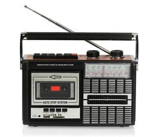 Radio K7 avec lecteurs SD et USB Ricatech PR85 - Ricatech