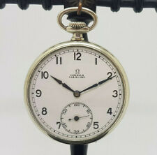 ANTIQUE OMEGA POCKET WATCH SPARE ONLY 48 MM.
