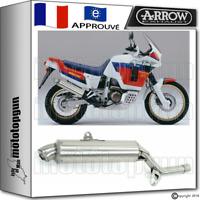 ARROW SILENCIEUX PARIS DACAR ACIER HOM HONDA XRV 750 AFRICA-TWIN 1992 92