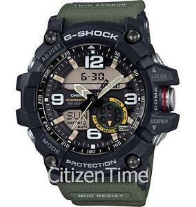 -NEW- Casio G-Shock Master of G Mudmaster Watch GG1000-1A3
