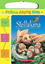Stellaluna (Follow Along Edition), Acceptable DVD, Judith Maxie, Blu Mankuma, Le