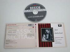 Joan Sutherland/Operatic Arias (Decca Classic recitals 475 6237) CD Album