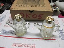 [DK05] 2 Avon bottles watering bucket pail