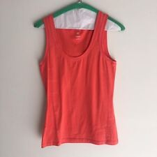 Lot of 2 - CASLON WOMANS RIBBED and Sports TANK TOP SIZE S & XS - Brown & peach
