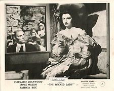 The Wicked Lady Original Lobby Carte Margaret Lockwood 1945