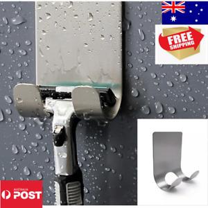 1PC Razor Holder Bathroom Razor Hook Stainless Steel Shaver Shelf