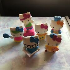 Hello Kitty McDonalds Happy Meal Toy 2013 Complete Set