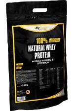 (17,50 ? / kg) My Supps 100% Natural Whey Protein - 2kg