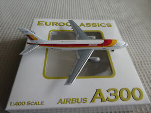 EUROCLASSICS 1:400 - IBERIA -  A300 - EC-EON  (READ)