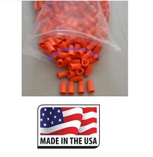 Orange Wire Twist Nut Electrical Connector (100 Pcs) 22-14 gauge AWG auto & home