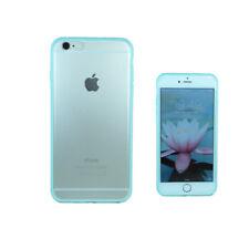 "Parachoques TPU Gel con hielo transparente Funda cubierta trasera para Iphone 5S/5C/6 4.7""/5.5"" 6 Plus"