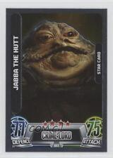 2013 Topps Force Attax Star Wars #203 Jabba The Hutt Non-Sports Card 1i3