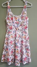 """PEPPERMINT ShopRuche - """"Market Street Floral Lace Dress"""" - White Floral - Small"""