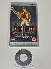 Akira UMD Anime Movie for PSP Will Ship Worldwide!