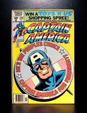 COMICS: Marvel: Captain America #250 (1980), Cap runs for President - RARE