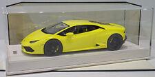 MR Collection 1/18 Lamborghini Huracan LP610-4 2014 Maggio Yellow Exclusive LE25