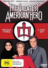 The Greatest American Hero : Season 3 (DVD, 2006, 4-Disc Set)