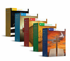 ALPHA OMEGA LIFEPAC COMPLETE 5 SUBJECT SET GRADE 7 - Textbook Bundle, Kit NEW!