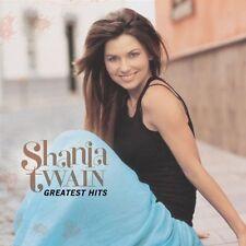 SHANIA TWAIN GREATEST HITS CD NEW