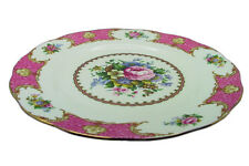 Royal Albert LADY CARLYLE  Dinner Plate 26cm 2nd Eng c1944 Flaw