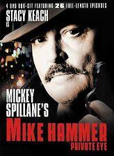 Mickey Spillane's Mike Hammer: Private Eye (DVD, 2005, 4-Disc Set)   RARE