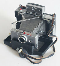 POLAROID 100 LAND CAMERA WITH STRAP/COLD CLIPS
