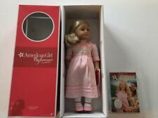 NEW IN BOX American Girl Doll Caroline w/book Never Removed from Box Retired
