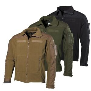 US Army Combat Tactical Fleece-Jacke,SAS,Mariens,KSK