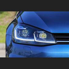 UP 7.5 Style LED Projection Xenon HID Headlight For Volkswagen Golf 7 2013~2016