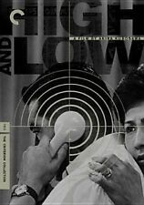 High and Low 2 Discs Special Edition Criterion Collection 2008 DVD