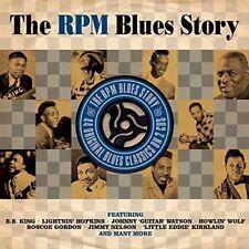 RPM BLUES STORY VARIOUS (Inc B.B.King, Howlin' Wolf Etc) 2CD