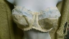 Fauve by Fantasie 0053 Bethany Strapless Multiway Balcony UK 34D/US 34D Ivy NWOT