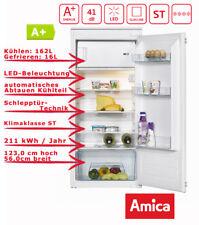 Amica EKS 16164 Einbaukühlschrank Gefrierfach 178L A+ 122er Nische Schlepptür