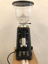 Fiorenzato F4 Eco Direkt Mühle 58mm Espresso Kaffee Grinder Maccina Schwarz Neu
