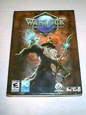 BRAND NEW!!  WARLOCK MASTER OF THE ARCANE COMPUTER  VIDEO GAME