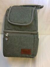 Insulated Baby Bottle Bag, Momcozy Multi-Function Breastmilk Cooler Wine Carrier