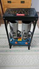 Valor Valmin Twin Burner Ex MoD Kerosene Space Heater Workshop Heater.