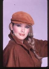 150H JANINE TURNER 1982 Harry Langdon 35mm Transparency w/rights